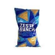 Meijer Zesty Ranch Flavored Tortilla Chips