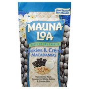 Mauna Loa Macadamias, Cookies & Creme