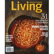 Martha Stewart Living Magazine, October 2013, No. 238