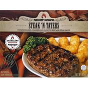 Night Hawk Steak 'N Taters