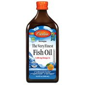 Carlson Labs The Very Finest Fish Oil, Orange