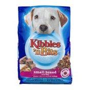 Kibbles 'n Bits Kibbles n' Bits Small Breed Mini Bits Savory Beef & Chicken Flavor Dog Food
