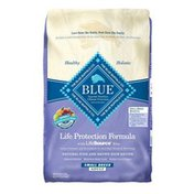 Blue Buffalo Life Protection Formula with Lifesource Bits Fish & Brown Rice Recipe Small Breed Adult Dog Food