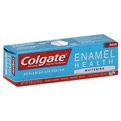 Colgate Toothpaste, Anticavity Fluoride, Whitening, Clean Mint, Paste