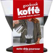 GoodCook Coffee Maker, Auto-Drip Pourover