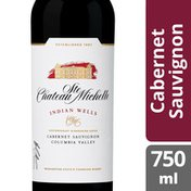 Chateau Ste. Michelle Indian Wells Cabernet Sauvignon Red Wine