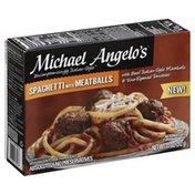 Michael Angelo's Spaghetti with Meatballs, Box