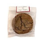 Bisousweet Ginger Molasses Cookies