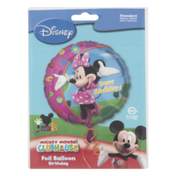 Anagram Standard Foil Balloon Disney Mickey Mouse Clubhouse Happy Birthday!