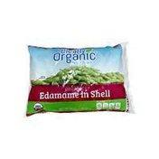 Clearly Organic Organic Edamame In Shell