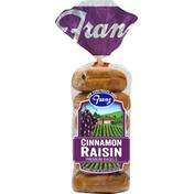 Franz Bagels, Premium, Cinnamon Raisin
