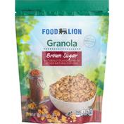 Food Lion Granola, Brown Sugar