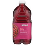 Hy-Vee Juice Cocktail, Cranberry Raspberry