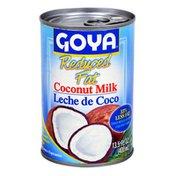 Goya Coconut Milk, Reduced Fat