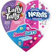 Brach's Assorted Valentine Sugar Heart Candy Box