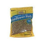 GoodSense No Salt Roasted Sunflower Nuts