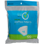 Simply Done 8-12 Cup Cone Style Coffee Filters #4