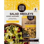 Second Nature Salad Medleys, Protein, Honey Mustard