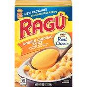 Ragu Double Cheddar Sauce