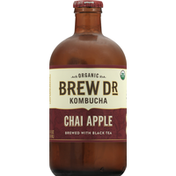 Brew Dr. Kombucha Spiced Apple Kombucha