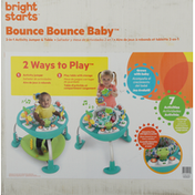 Bright Starts Jumper & Table, 2-in-1 Activity