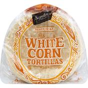 Signature Select Tortillas, White Corn