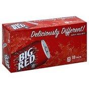Big Red Soda, 18 Pack