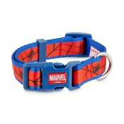 Small Marvel Spiderman Adjustable Dog Collar