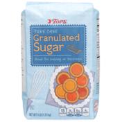 Tops Pure Cane Granulated Sugar