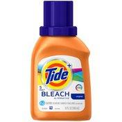 Tide Plus Bleach Alternative Original Laundry Detergent