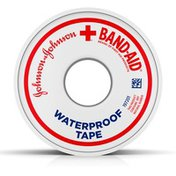Johnson & Johnson Of First Aid Products Waterproof Tape