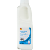 Ahold Buttermilk, Cultured, Reduced Fat