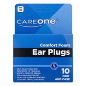 CareOne Comfort Foam Ear Plugs