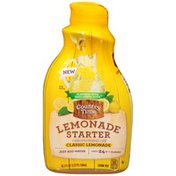 Country Time Lemonade Starter Classic Lemonade Liquid Drink Mix