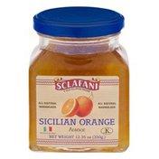 Sclafani All Natural Marmalade Sicilian Orange Arance