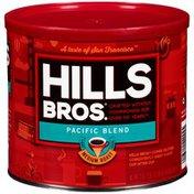 Hills Bros. Pacific Blend Medium Roast Ground Coffee