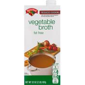 Hannaford Broth, Vegetable, Fat Free