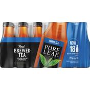 Pure Leaf Tea, Sweet, Real Brewed, 18 Pack