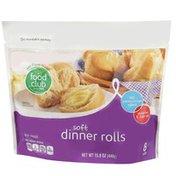 Food Club Soft Dinner Rolls