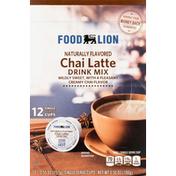 Food Lion Chai Latte Single Serve Cups
