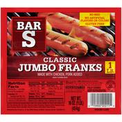 Bar-S Classic Jumbo Franks