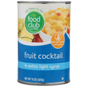 Food Club Fruit Cocktail In Extra Light Syrup