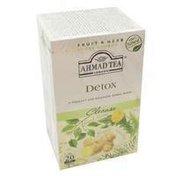 Ahmad Tea Detox Herbal Cleanse Tea