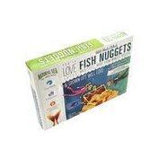 Natural Sea Fish Nuggets
