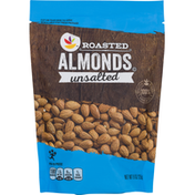 SB Almonds, Roasted, Unsalted