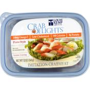 Louis Kemp Crab Delights Imitation Crabmeat Flake Style