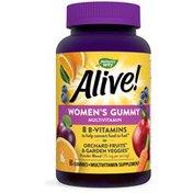 Nature's Way omen's Multivitamin Gummy Vitamins, Fruit Flavors