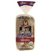 Aunt Millie's Best Grains Organic Seedful Bread