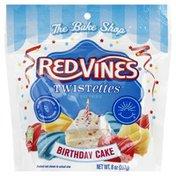 Red Vines Twistettes, Birthday Cake