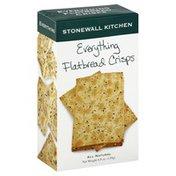Stonewall Kitchen Flatbread Crisps, Everything